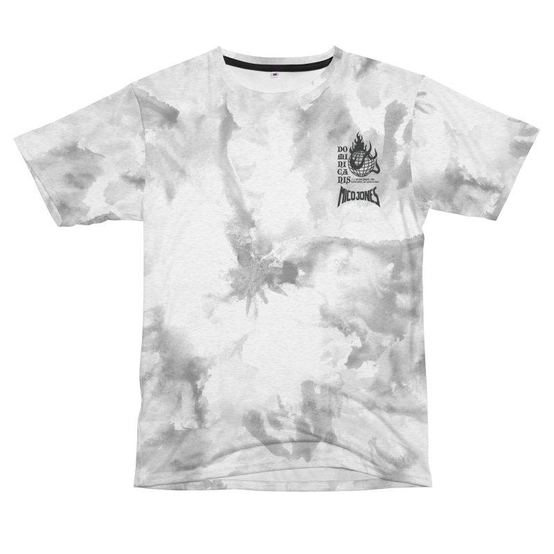 Saint Dominic Light tshirt Women's Cut & Sew by Mico Jones Artist Shop