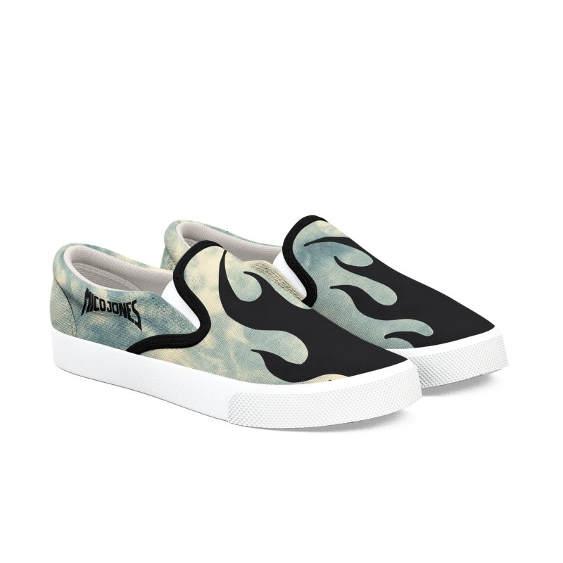 Dominicanis Dogs Women's Shoes by Mico Jones Artist Shop
