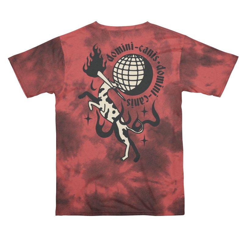 La luz del mundo Red Men's Cut & Sew by Mico Jones Artist Shop