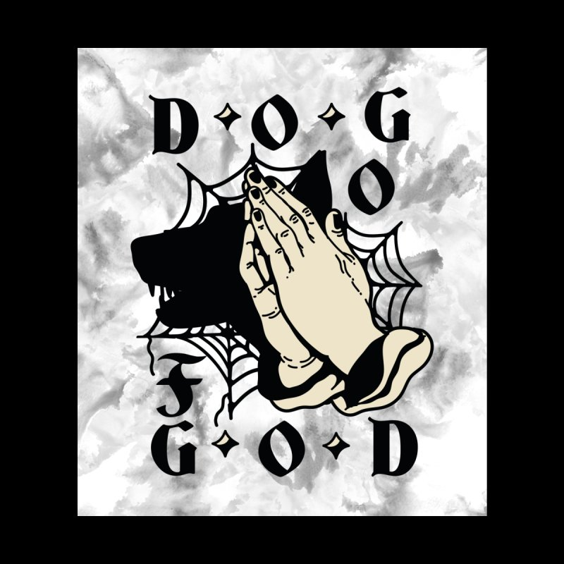 Dog of God Day Men's Cut & Sew by Mico Jones Artist Shop