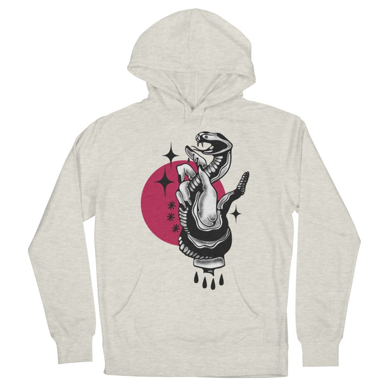 POISON Men's Pullover Hoody by Mico Jones Artist Shop