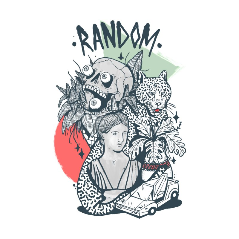 RAMDOM by Mico Jones Artist Shop