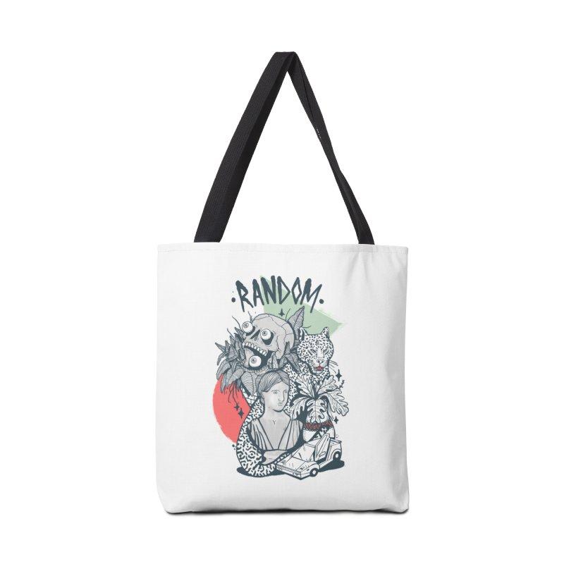 RAMDOM Accessories Bag by Mico Jones Artist Shop