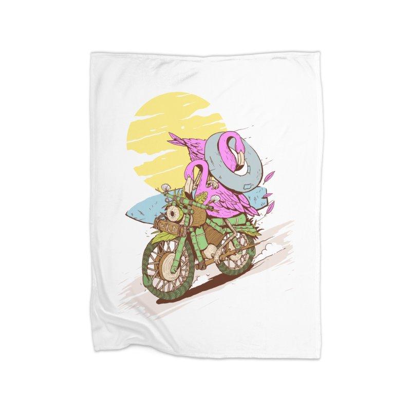 GET WILD Home Blanket by Mico Jones Artist Shop