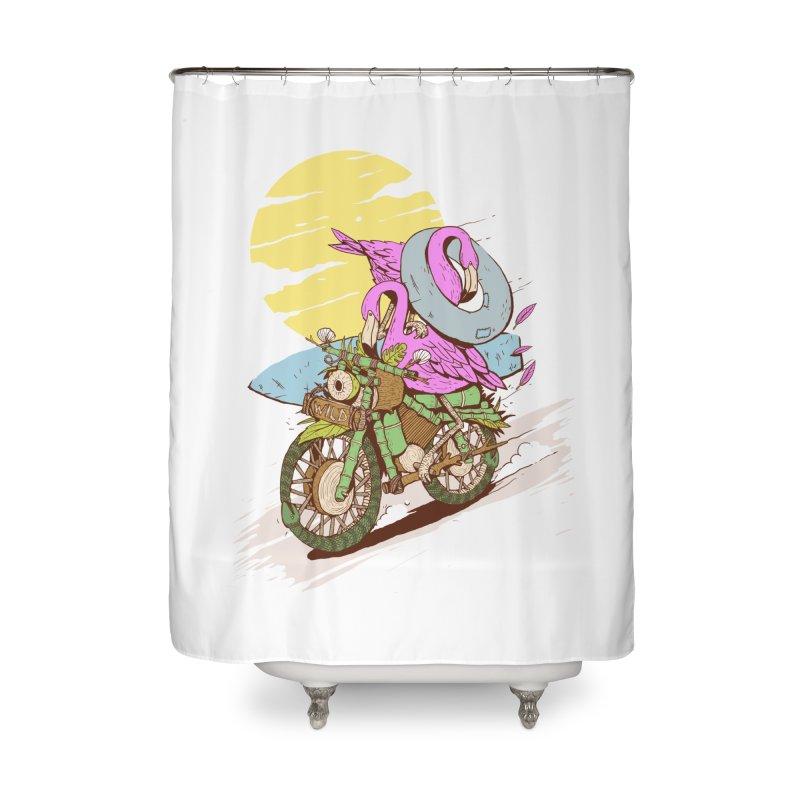 GET WILD Home Shower Curtain by Mico Jones Artist Shop