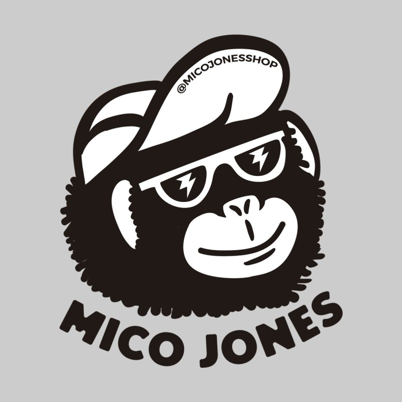 Mico Jones Mono Men's Longsleeve T-Shirt by Mico Jones Artist Shop