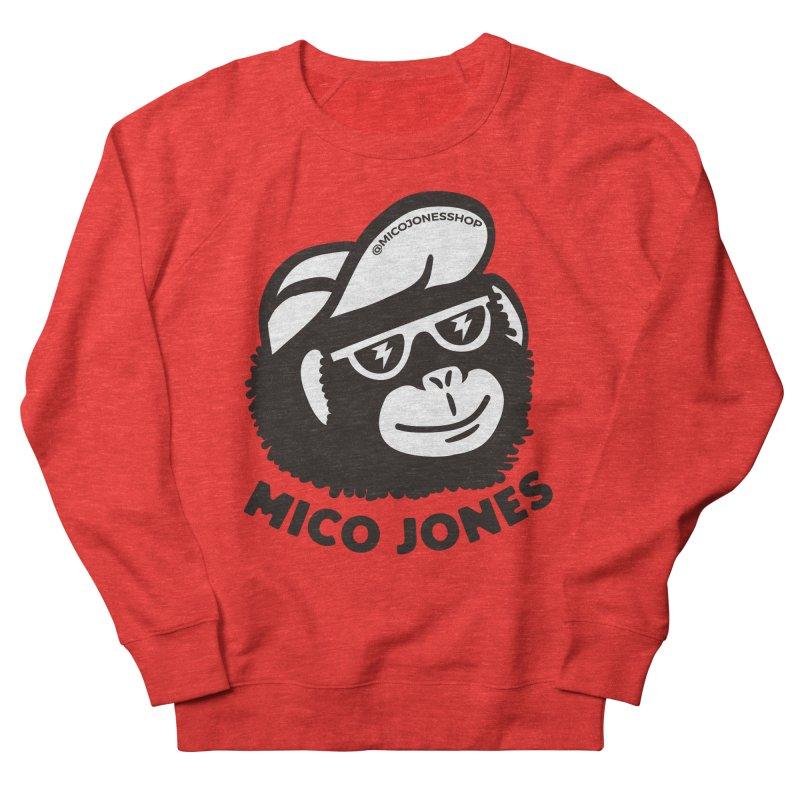 Mico Jones Mono Men's Sweatshirt by Mico Jones Artist Shop