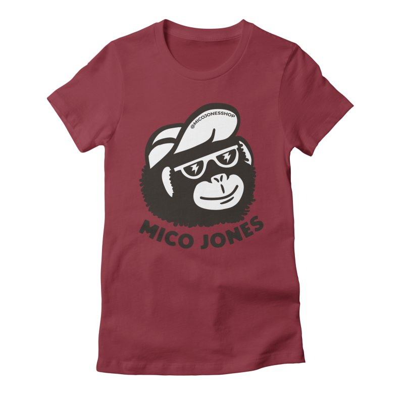 Mico Jones Mono Women's T-Shirt by Mico Jones Artist Shop