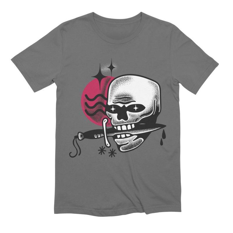 KNIFE Men's T-Shirt by Mico Jones Artist Shop