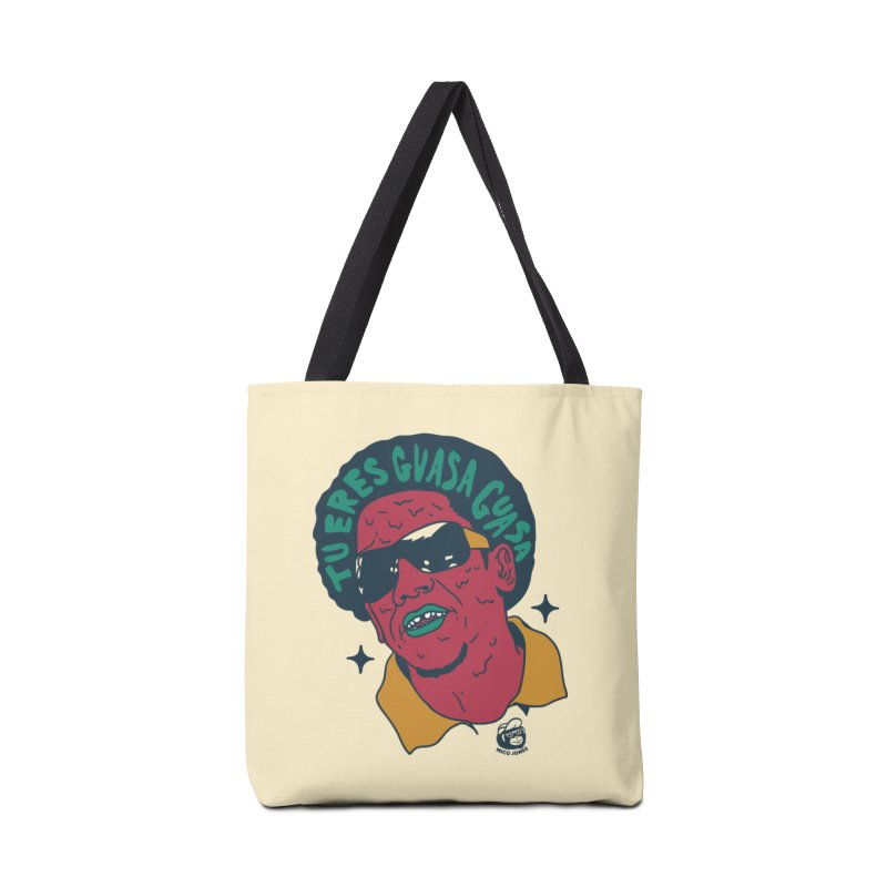 GUASA Accessories Bag by Mico Jones Artist Shop