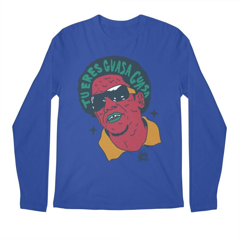 GUASA Men's Longsleeve T-Shirt by Mico Jones Artist Shop