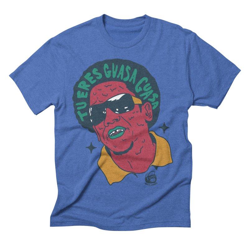 GUASA Men's Triblend T-shirt by Mico Jones Artist Shop