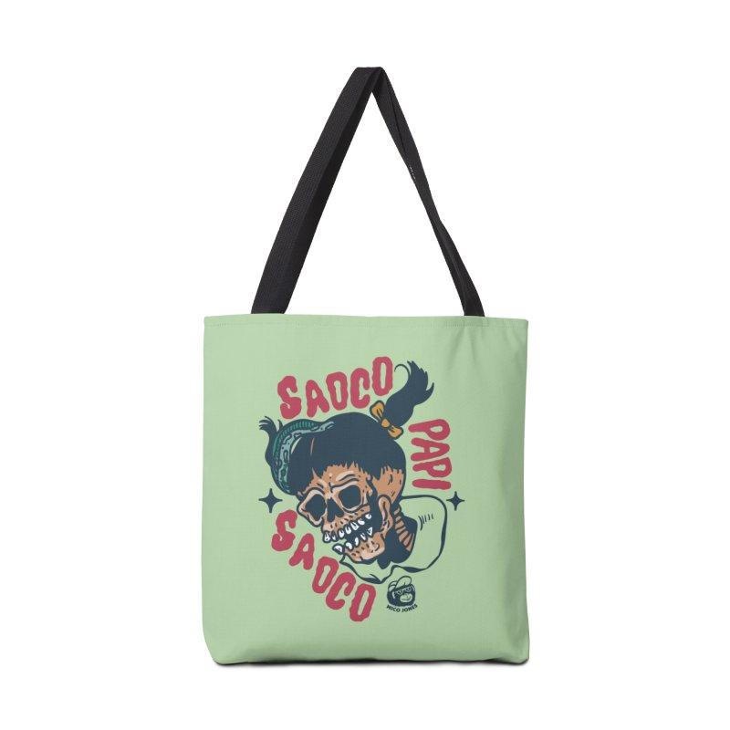 SAOCO Accessories Bag by Mico Jones Artist Shop