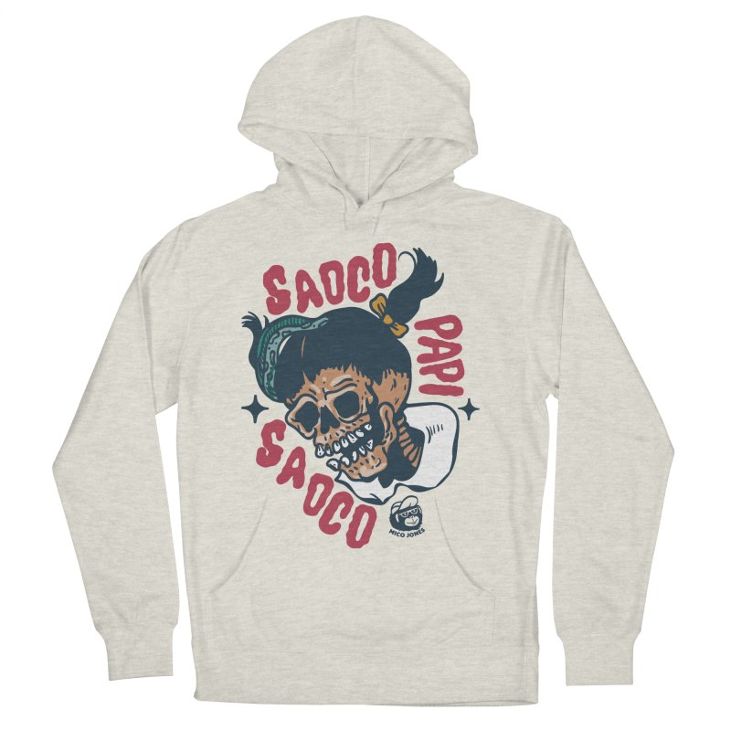 SAOCO Women's Pullover Hoody by Mico Jones Artist Shop