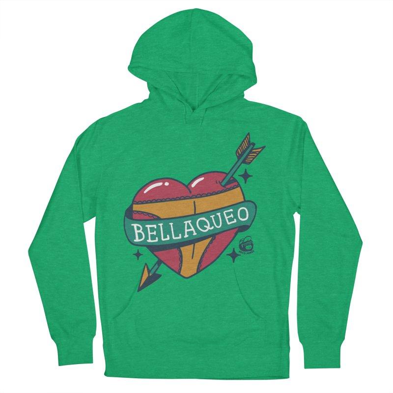 BELLAQUEO Women's Pullover Hoody by Mico Jones Artist Shop