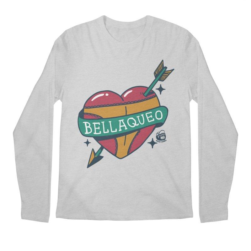BELLAQUEO Men's Longsleeve T-Shirt by Mico Jones Artist Shop