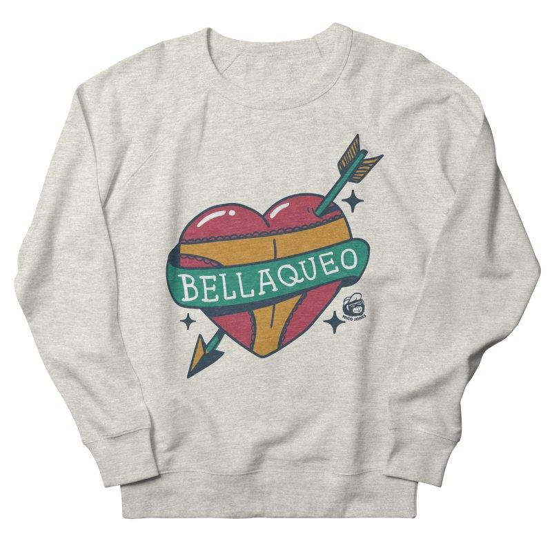 BELLAQUEO Men's Sweatshirt by Mico Jones Artist Shop