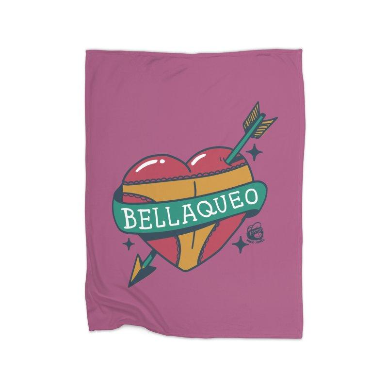 BELLAQUEO Home Fleece Blanket Blanket by Mico Jones Artist Shop
