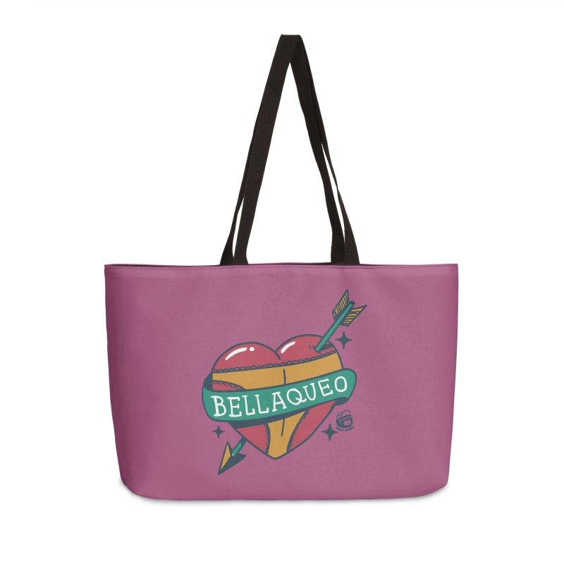 BELLAQUEO Accessories Weekender Bag Bag by Mico Jones Artist Shop