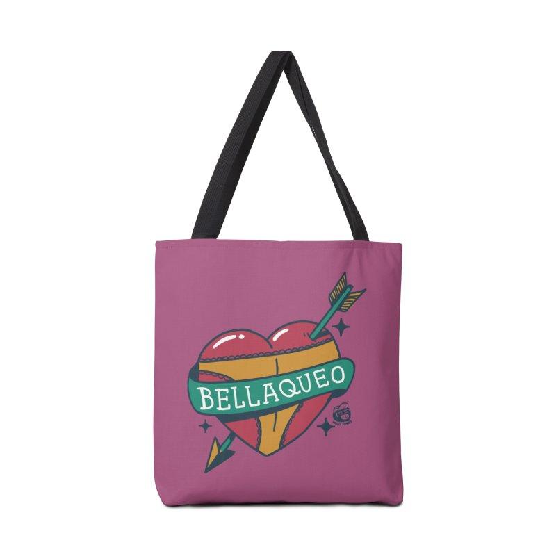 BELLAQUEO Accessories Bag by Mico Jones Artist Shop