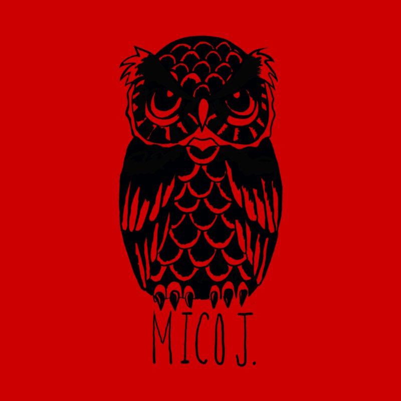 MICO OWL by Mico Jones Artist Shop
