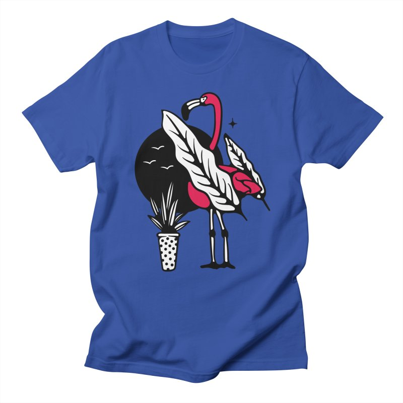 TROPICAL NIGTH Women's T-Shirt by Mico Jones Artist Shop