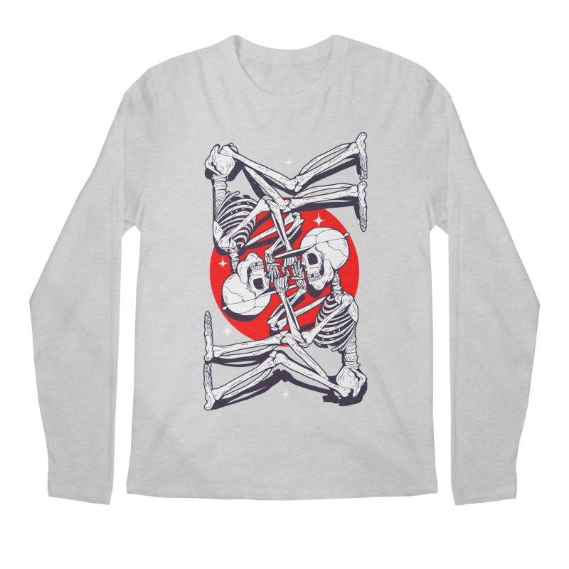 FIRE UP Men's Longsleeve T-Shirt by Mico Jones Artist Shop