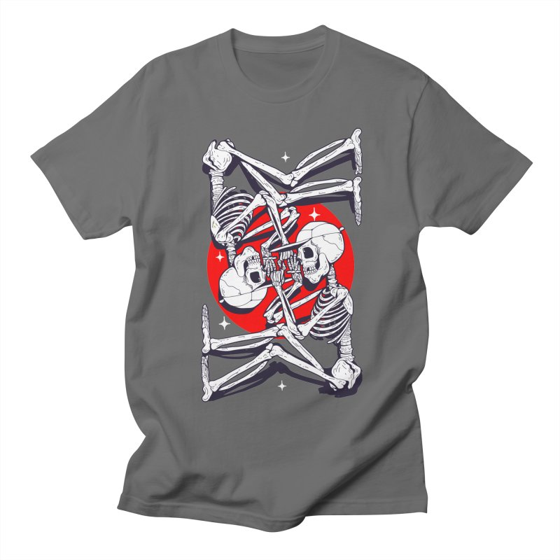 FIRE UP Men's T-Shirt by Mico Jones Artist Shop
