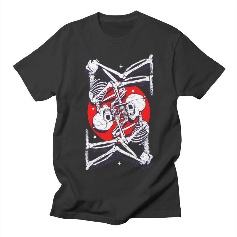 FIRE UP Men's T-shirt by Mico Jones Artist Shop