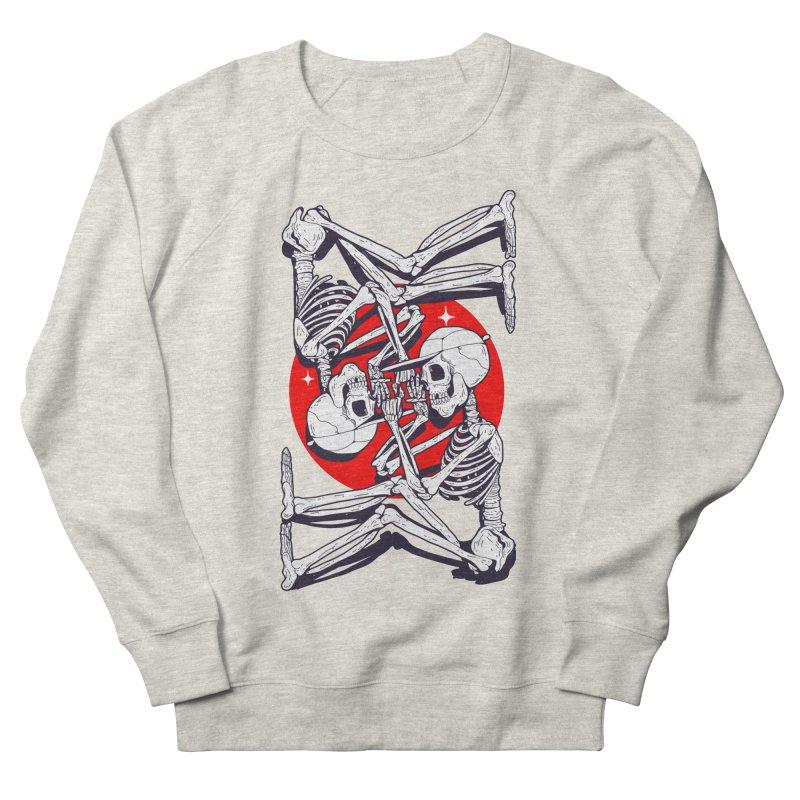FIRE UP Men's Sweatshirt by Mico Jones Artist Shop