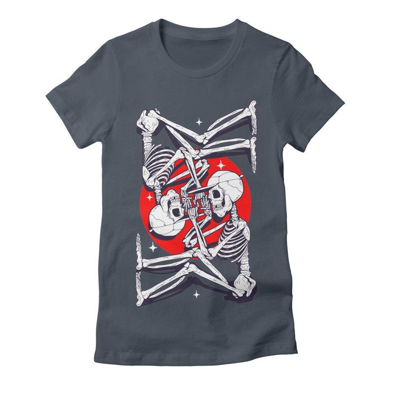 FIRE UP Women's T-Shirt by Mico Jones Artist Shop