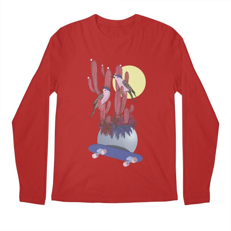 PRO CACTUS Men's Longsleeve T-Shirt by Mico Jones Artist Shop