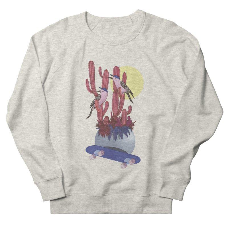 PRO CACTUS Men's Sweatshirt by Mico Jones Artist Shop