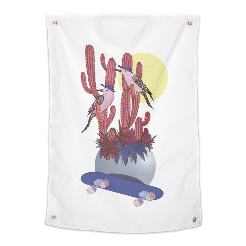 PRO CACTUS Home Tapestry by Mico Jones Artist Shop