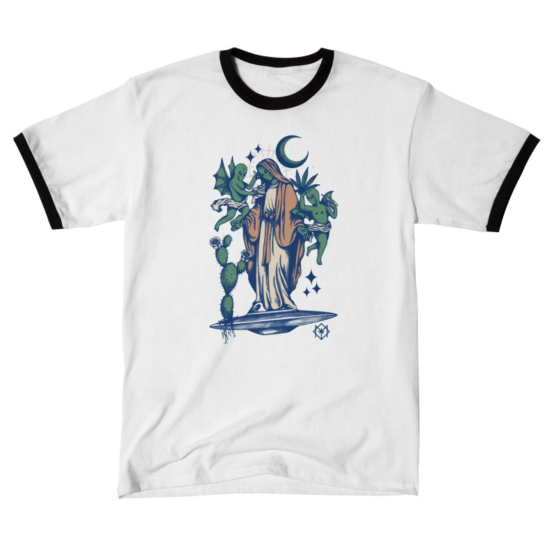 La Ambulancia Women's T-Shirt by Mico Jones Artist Shop