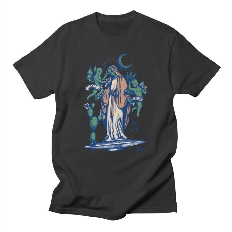 La Ambulancia Men's T-Shirt by Mico Jones Artist Shop