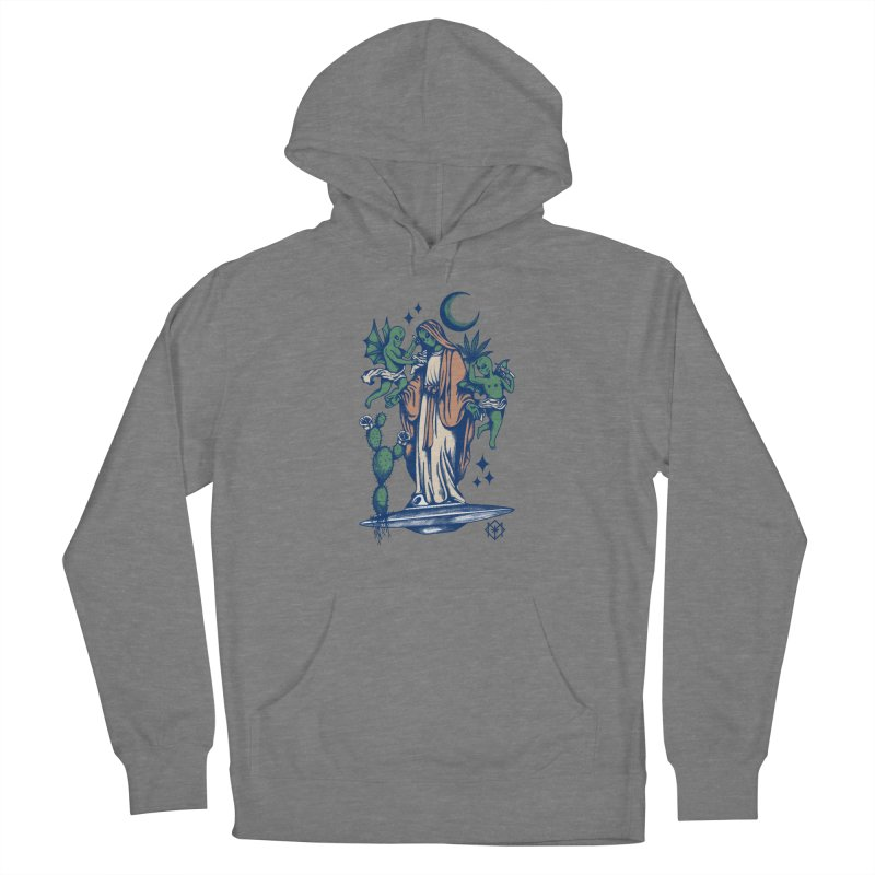 La Ambulancia Women's Pullover Hoody by Mico Jones Artist Shop