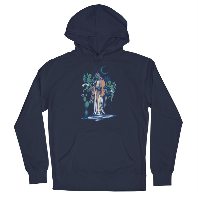 La Ambulancia Men's Pullover Hoody by Mico Jones Artist Shop