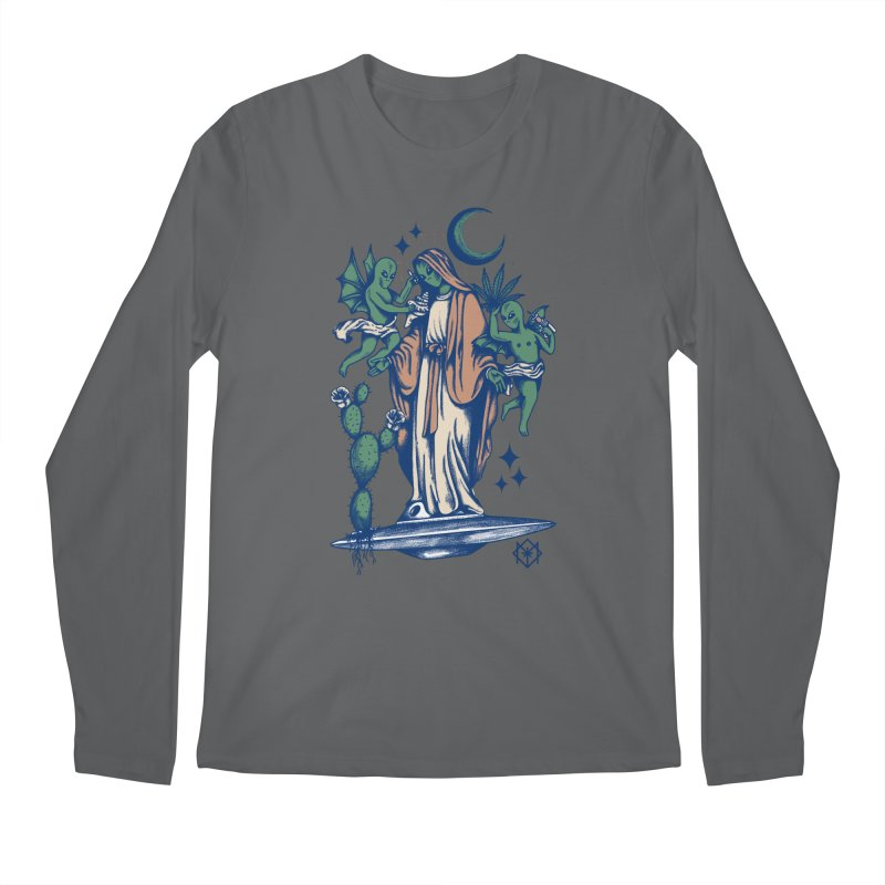 La Ambulancia Men's Longsleeve T-Shirt by Mico Jones Artist Shop