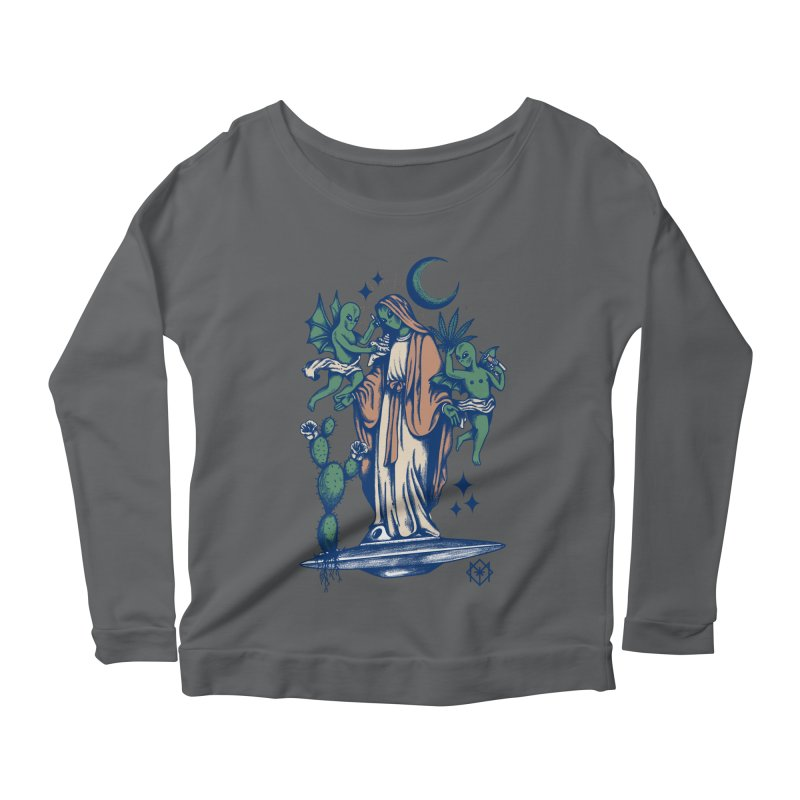 La Ambulancia Women's Longsleeve T-Shirt by Mico Jones Artist Shop