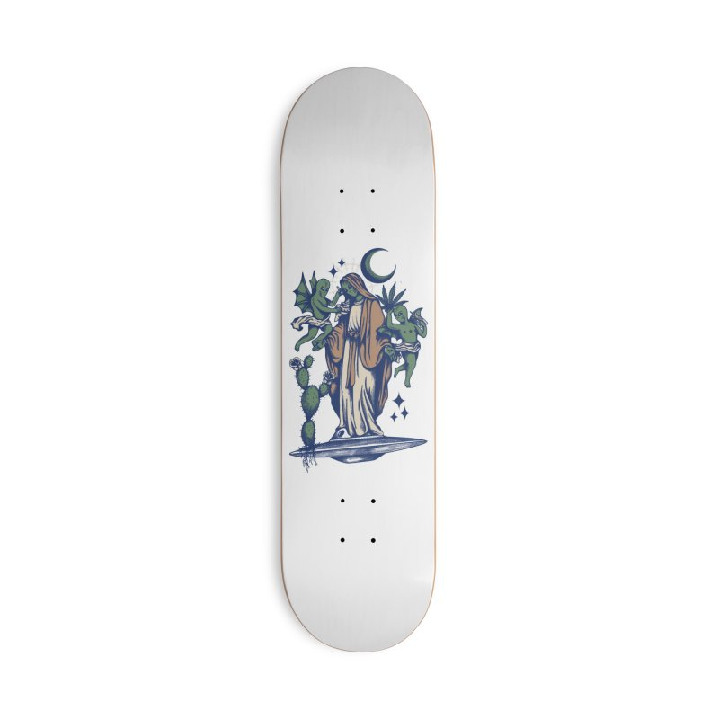 La Ambulancia Accessories Skateboard by Mico Jones Artist Shop