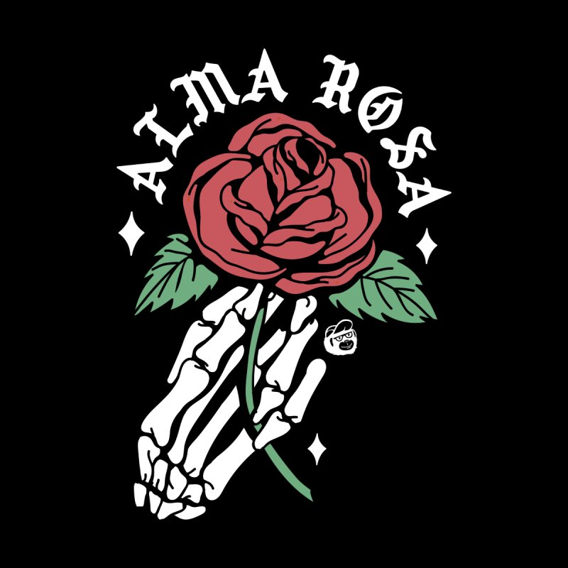 ALMA ROSA   by Mico Jones Artist Shop