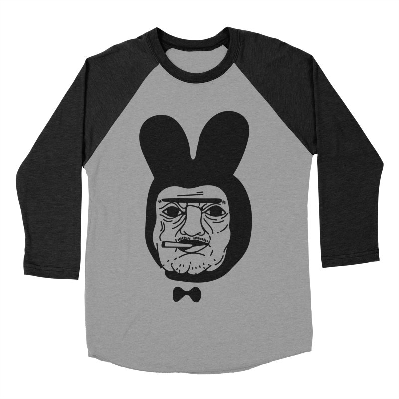 DR FREDDY JONES Men's Baseball Triblend T-Shirt by Mico Jones Artist Shop