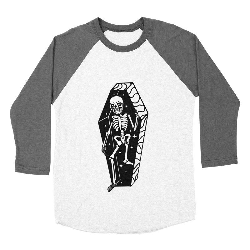 LA VIDA COMIENZA Men's Baseball Triblend T-Shirt by Mico Jones Artist Shop
