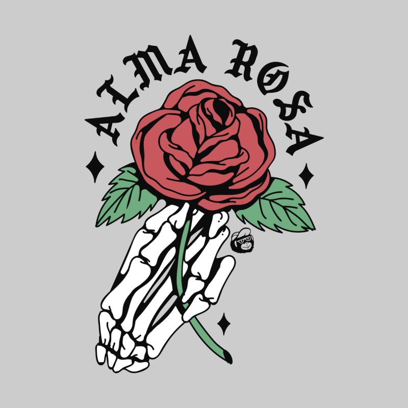 ALMA ROSA INTERLUDE Men's T-Shirt by Mico Jones Artist Shop