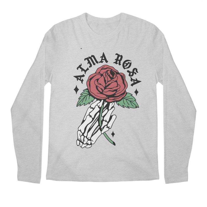 ALMA ROSA INTERLUDE Men's Longsleeve T-Shirt by Mico Jones Artist Shop