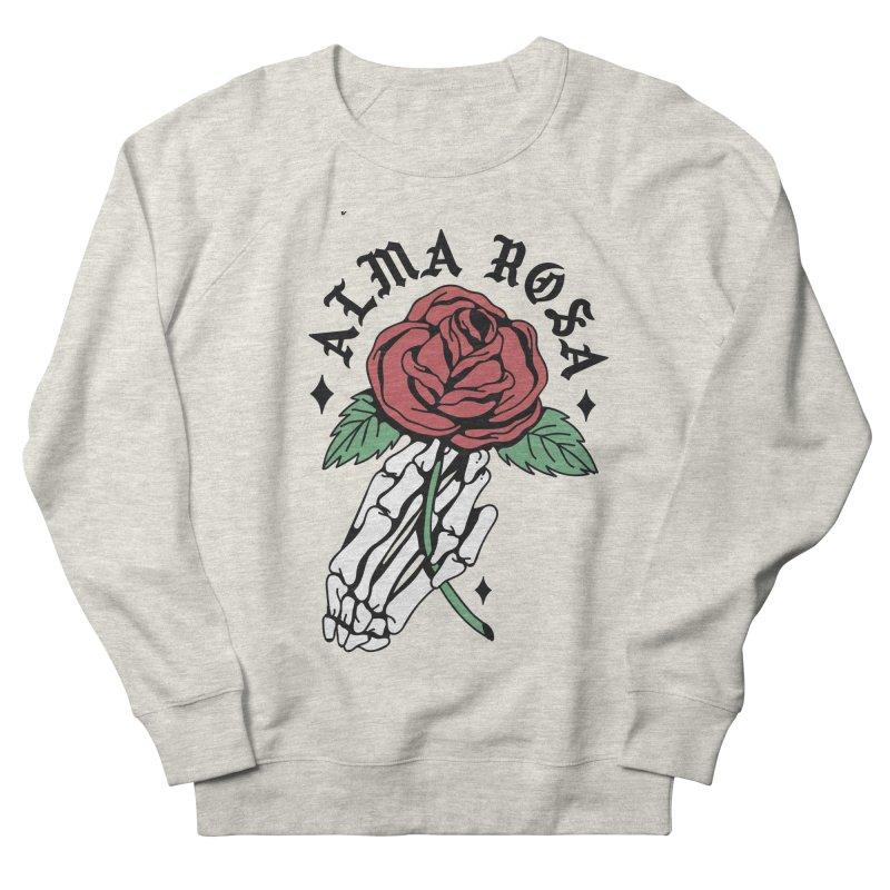 ALMA ROSA INTERLUDE Women's Sweatshirt by Mico Jones Artist Shop