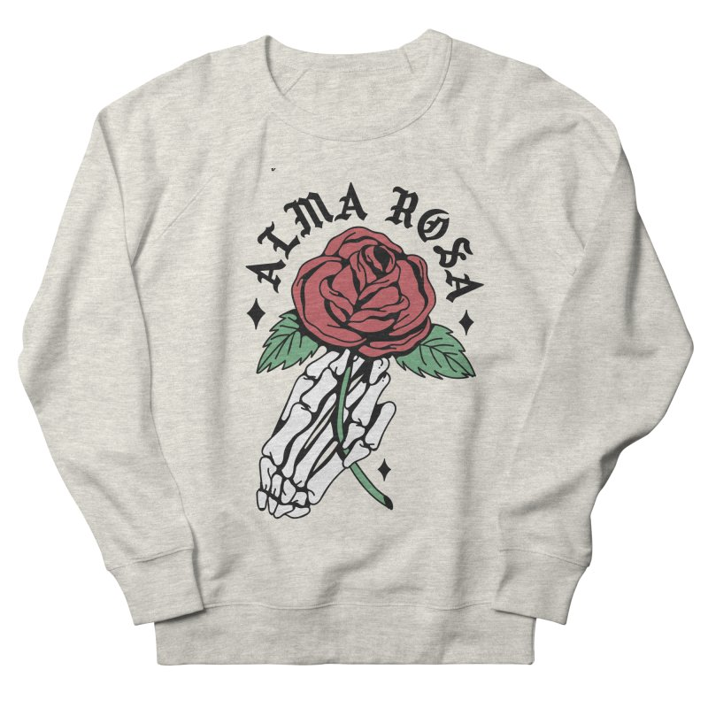 ALMA ROSA INTERLUDE Men's Sweatshirt by Mico Jones Artist Shop