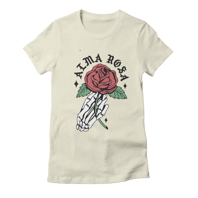 ALMA ROSA INTERLUDE Women's T-Shirt by Mico Jones Artist Shop
