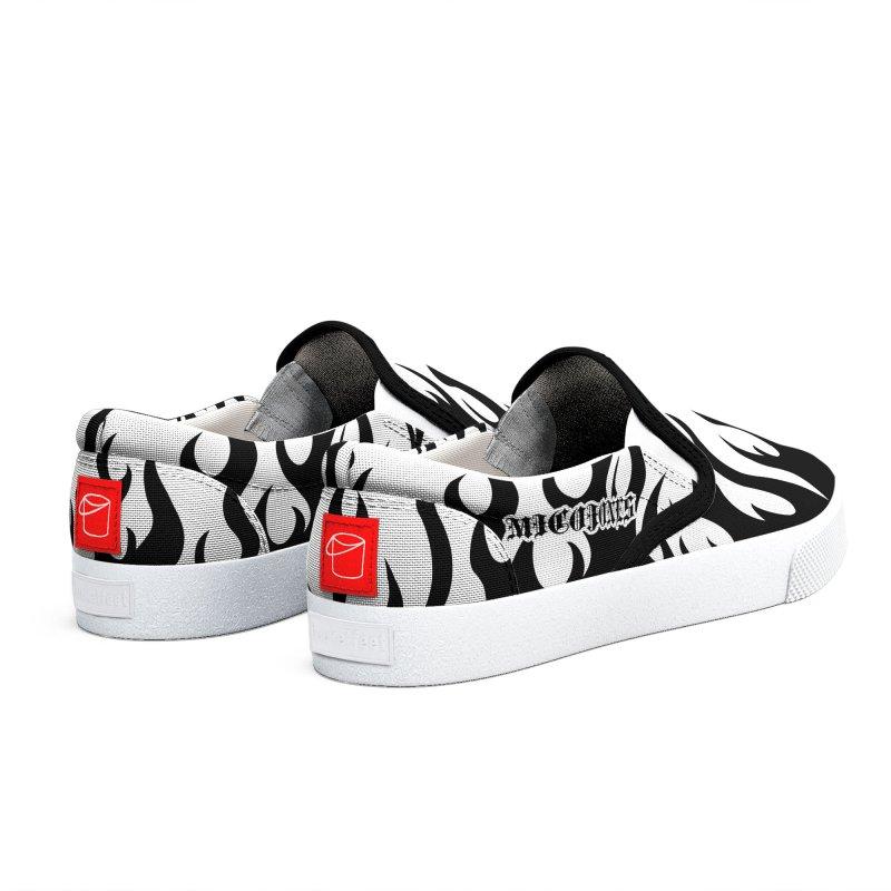 BLESSED Men's Shoes by Mico Jones Artist Shop
